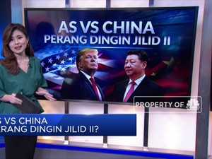 AS VS China Perang Dingin Jilid II?