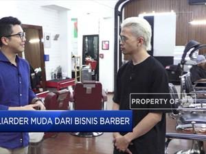 Intip Perjalanan Bisnis Barber Shop di Hairnerds Studio