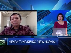 Raden Pardede: New Normal Akan Menggerakkan Kembali Ekonomi
