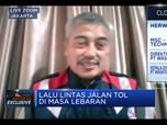 Waskita Toll: Imbas PSBB, Lalu Lintas Turun 80% Saat Lebaran