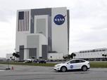 Digugat Jeff Bezos, NASA Bekukan Kerja Sama dengan SpaceX