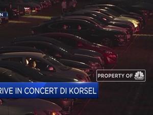 Melihat Drive-In Concert di Korea Selatan