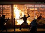 Ini Momen-momen Kerusuhan di Amerika Pasca George Floyd Tewas