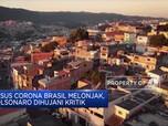 Kasus Corona Brasil Melonjak, Bolsonaro Dihujani Kritik