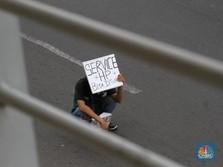 'Hantu' Resesi di RI, Pengusaha: Kondisi Lapangan Masih Berat