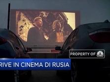 Bioskop Biasa Ditutup, Rusia Buka Drive-In Cinema