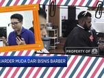Kiat Sukses jadi Miliarder Lewat Bisnis Barber Shop