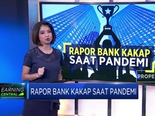 Rapor Bank Kakap Saat Pandemi