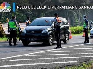 PSBB Bodebek Diperpanjang Sampai 4 Juni!