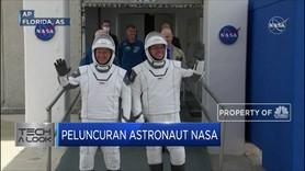 Nasa Akan Berangkatkan Astronaut Pekan Ini