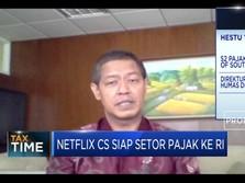 Penjelasan Ditjen Pajak Soal Pungutan PPn Netflix Cs 1 Juli