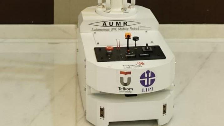 Autonomous UVC Mobile Robot (AUMR) (ist)