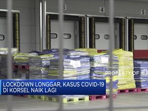 Lockdown Longgar, Kasus Covid-19 di Korsel Naik Lagi