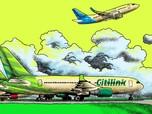 Lion Air dan Citilink Setop Angkut Penumpang, Kenapa?