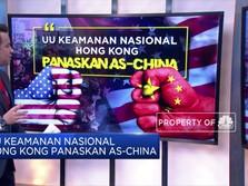 UU Keamanan Nasional Hong Kong Panaskan AS & China