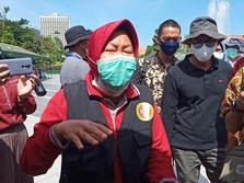 Dekati 3.000 kasus, Surabaya Masih Jadi 'Zona Hitam' Covid-19