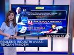 Turbulensi Industri Aviasi di Tengah Pandemi