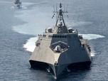 Panas! Kapal AS Masuk Laut China Selatan, China 'Siap Tembak'