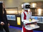 Seram! Covid-19, Resesi, dan Kebangkitan Para Robot