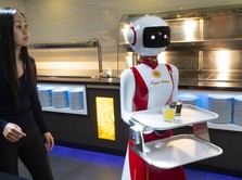 Stres Gegara Covid-19, Orang Ternyata Pilih Robot untuk Teman