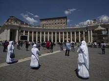 Pertengahan Januari 2021, Vaksin Baru Tiba di Vatikan