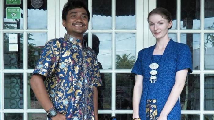 Kabar Bule Cantik Viral Nikahi Pria Padang 5 Tahun Lalu, Anaknya Jadi Sorotan