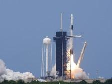 Jokowi Ajak Tesla Luncurkan Space X dari RI, Elon Musk Mau?