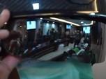 Canggih, TNI AD Uji Coba Helm Pendeteksi Gejala Corona
