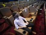 Bioskop DKI Buka Hari Ini, Hanya Usia 12-60 Tahun Boleh Masuk