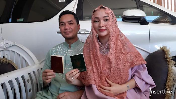 Sah! Zaskia Gotik dan Sirajuddin Resmi Nikah Secara Negara