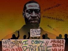 Mengenang George Floyd, yang Bikin AS Dilanda Kerusuhan Besar