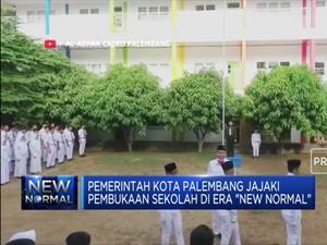 Palembang Jajaki Pembukaan Sekolah di Era