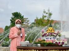 Di Ultah Surabaya ke-727, Risma Ucapkan Salam Perpisahan