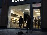 Ganas! Begini Kondisi Toko-toko yang Dijarah Pendemo di AS