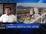 Hadapi Pandemi, Krakatau Steel Fokus Jaga Industri Hilir Baja