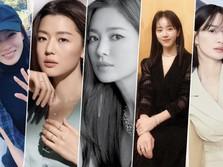 8 Aktris Cantik Ini Bikin Drama Korea Berkibar di Dunia