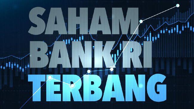 BBCA BBTN BMRI Saham Bank Gokil, BTN +11%, Mandiri +5% & BCA +5%