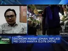 Inflasi Mei, Penurunan Daya Beli Harus Diwaspadai