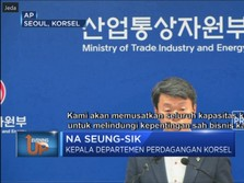 Korsel-Jepang Jalankan Proses Penyelesaian Sengketa  di WTO