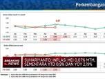 BPS: Inflasi Mei 2020 Mencapai 0,07% (mtm)
