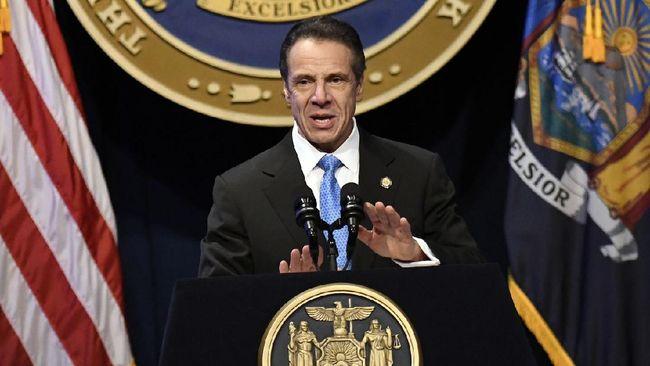 AS Makin Panas, Trump Disebut Gubernur New York Me