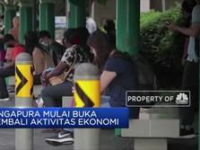 Singapura Mulai Buka Kembali Aktivitas Perekonomian