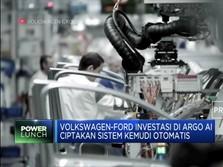 Volkswagen Investasi USD 2,6 M di Startup Argo AI