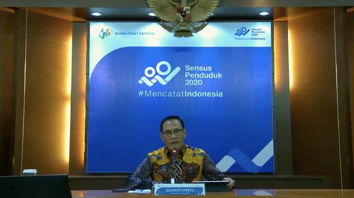 Suhariyanto, Kepala Badan Pusat Statistik. Ist