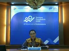 BPS: Mei 2020 Terjadi Inflasi 0,07%