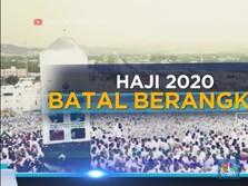 221 Ribu Jemaah Haji Indonesia 2020 Batal Berangkat