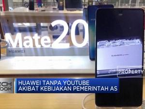 Huawei Gaet Dailymotion sebagai Pengganti Youtube