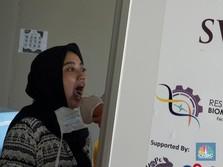Hitungan Jokowi, Uji Spesimen Covid-19 Bisa 30.000/Hari