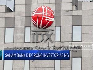 IHSG Bangkit, Saham Bank Diborong Investor Asing