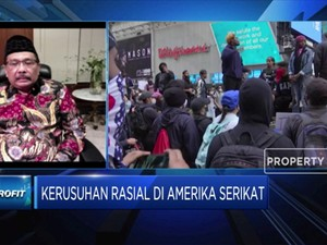 Demo AS Berlanjut, KJRI Imbau WNI Jauhi Lokasi Unjuk Rasa